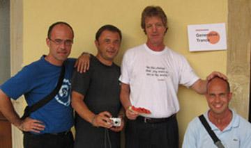 Master Stephen Gilligan 2008