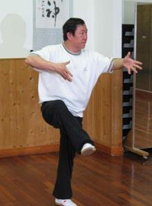 Yiquan, il Maestro Yang Lin Sheng