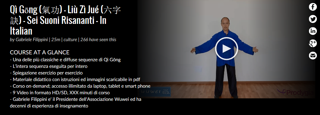 Qigong: Liu Zi Jue, I sei Suoni Risananti