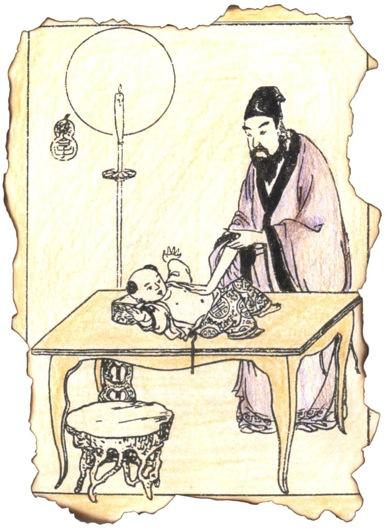 Tuina Infantile | Xiǎo Rén Tuīná | 小人 推拿
