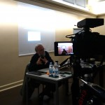 lezione dedicata all'Yi Jing con Roberto Malighetti. Antropologo